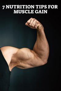 Tips For Muscle Gain