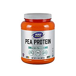 NOW Sports Nutrition Pea Protein