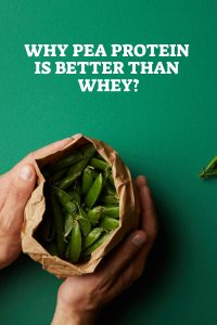 Pea Protein Is Better Than Whey